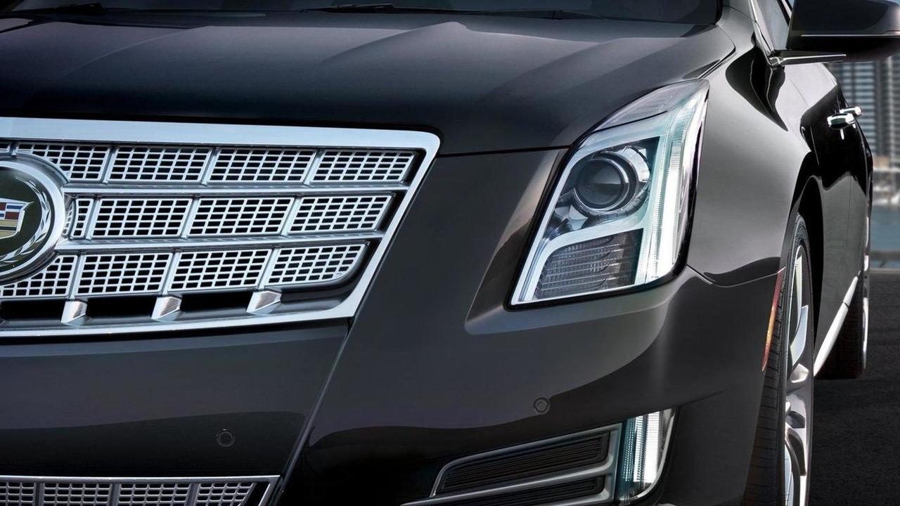 2013 Cadillac XTS - 16.11.2011