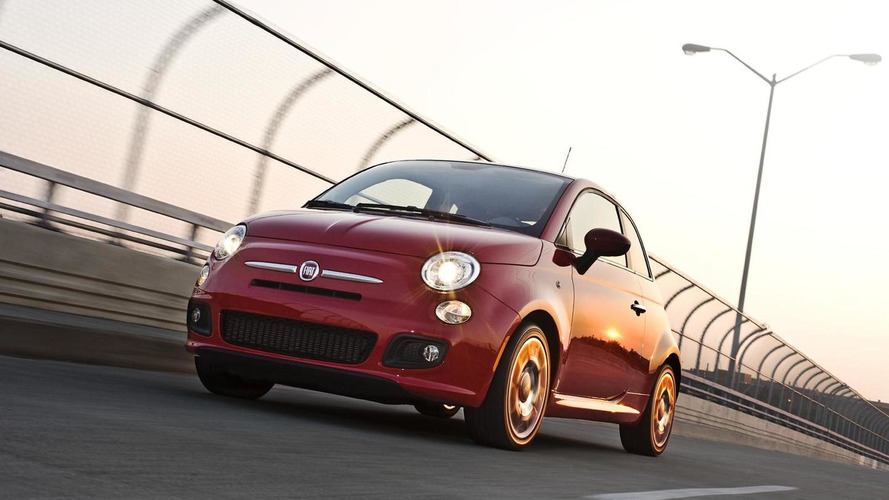 Fiat 500 sales slow in U.S., bring plant layoffs