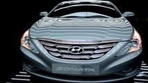 2011 Hyundai Sonata / i40 photos uncovered