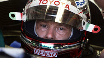 Trulli denies arguing with Toyota about money
