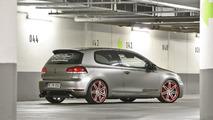 VW Golf VI GTI transforms to driving sound machine