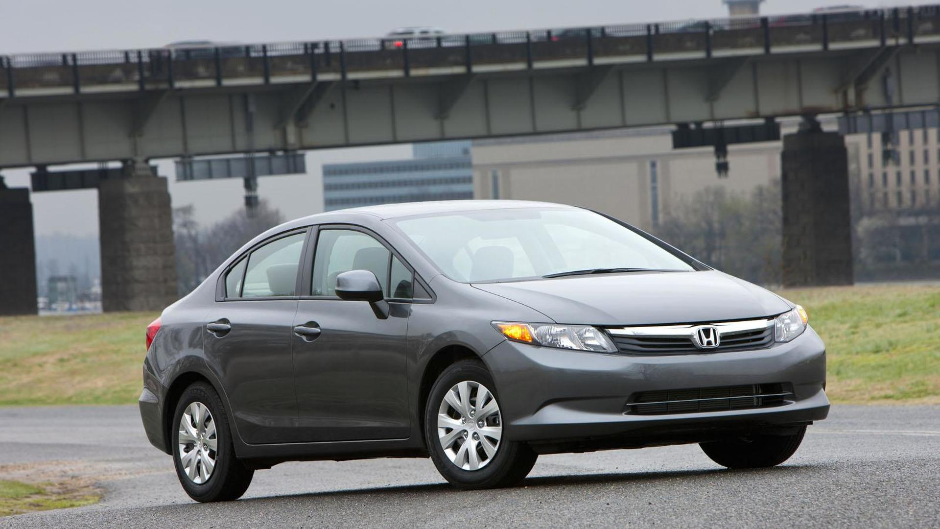 US-spec Honda Civic to get an emergency facelift