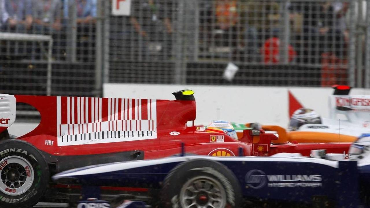 Fernando Alonso (ESP), Australian Grand Prix, Sunday Race, 28.03.2010 Melbourne, Australia