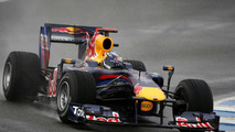 Sebastian Vettel (GER), Red Bull Racing, RB5, 12.02.2010, Jerez, Spain