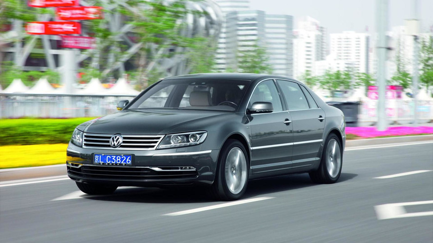 Volkswagen kills the Phaeton in UK