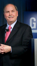 General Motors Company President and CEO Fritz Henderson