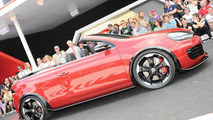 VW Golf GTI Cabriolet to be unveiled in Geneva  - report
