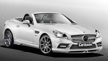2012 Mercedes-Benz SLK tuning by Carlsson