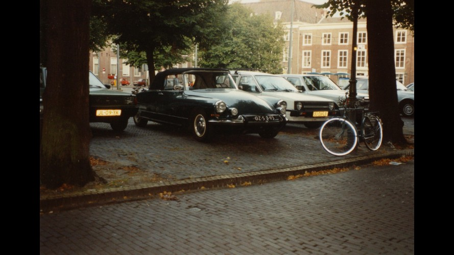 Citroen DS 19 Cabrio