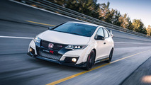 Honda Civic Type R bows in Geneva with £29,995 price; laps 'Ring in 7:50.63 [video]