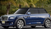 Rolls-Royce says they will never launch a small model; SUV to cost €300,000