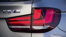 BMW X6M interior