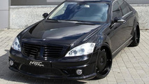 MEC Design tunes the Mercedes-Benz S550