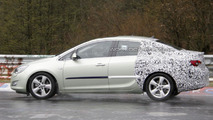 2013 Opel Astra sedan spy photos 25.4.2012