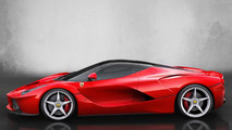Listen to LaFerrari sing in a behind the scenes video