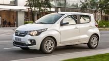 Volta Rápida Fiat Mobi Drive – Correção de rota