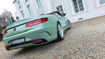 Carlsson Dispyros Mercedes S Class Cabriolet