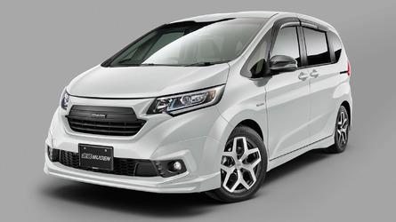 Honda turns up the heat on its minivans for Tokyo Auto Salon