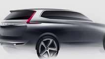 2014 Volvo XC90 teased