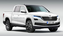 Skoda considering VW-based pickup