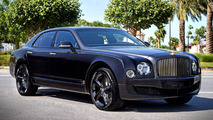 Mulliner crafts a falcon-inspired Bentley Mulsanne Sinjari
