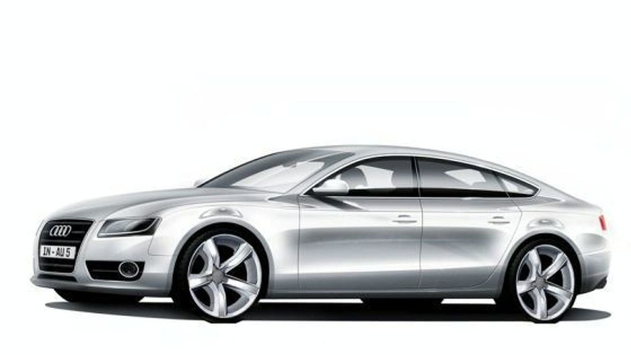 Audi A7 Sportback due in late 2010