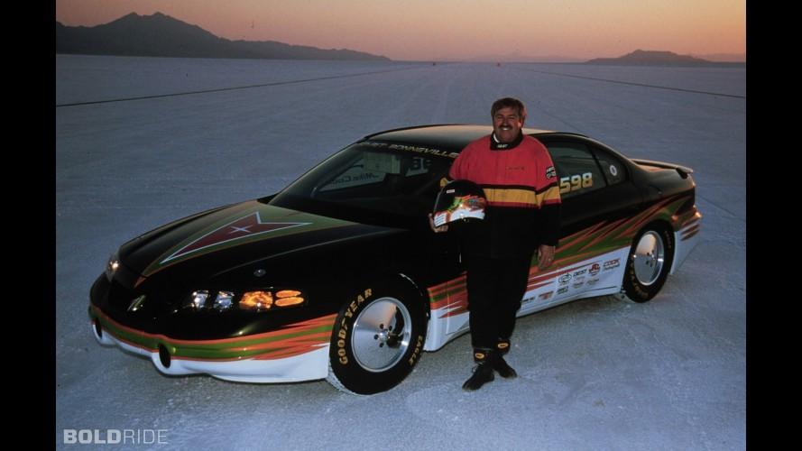 Pontiac Bonneville Salt Flats Racer