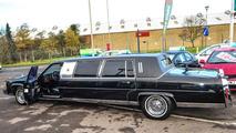 Trump's limo