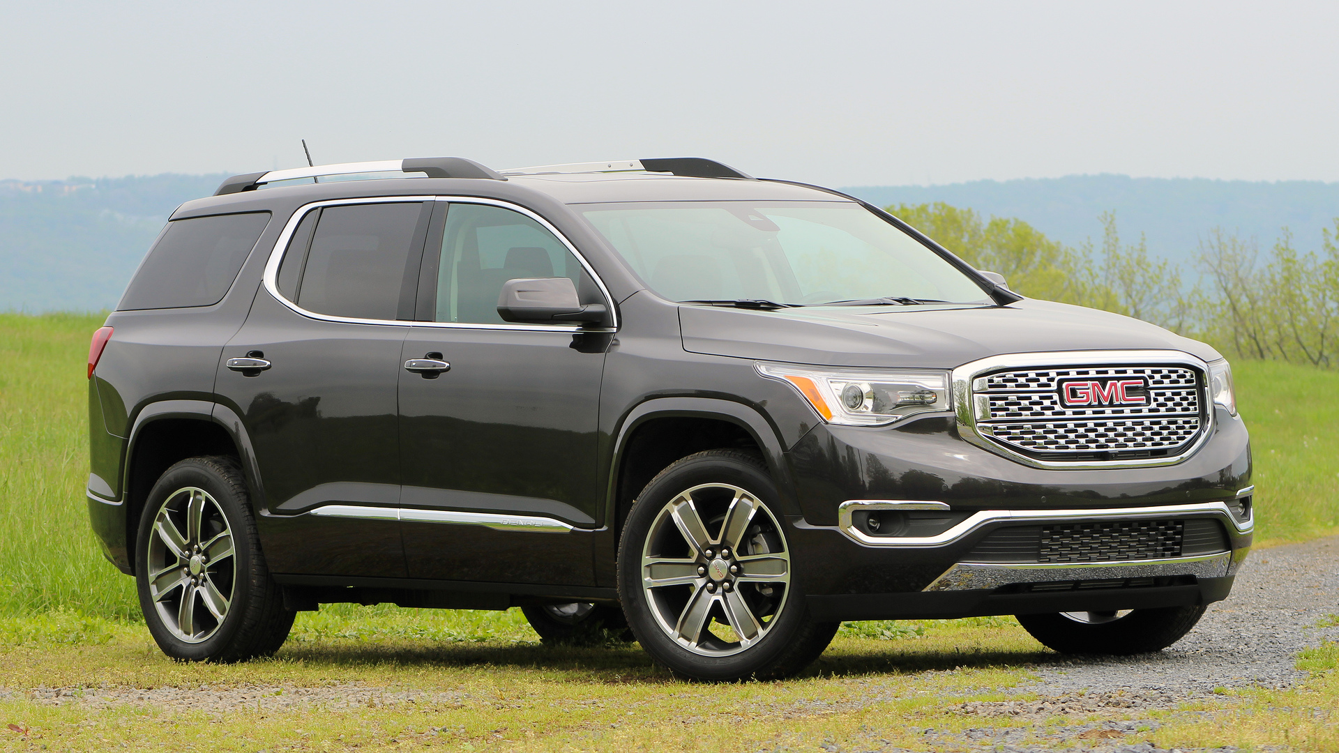 Re first drive 2017 gmc acadia
