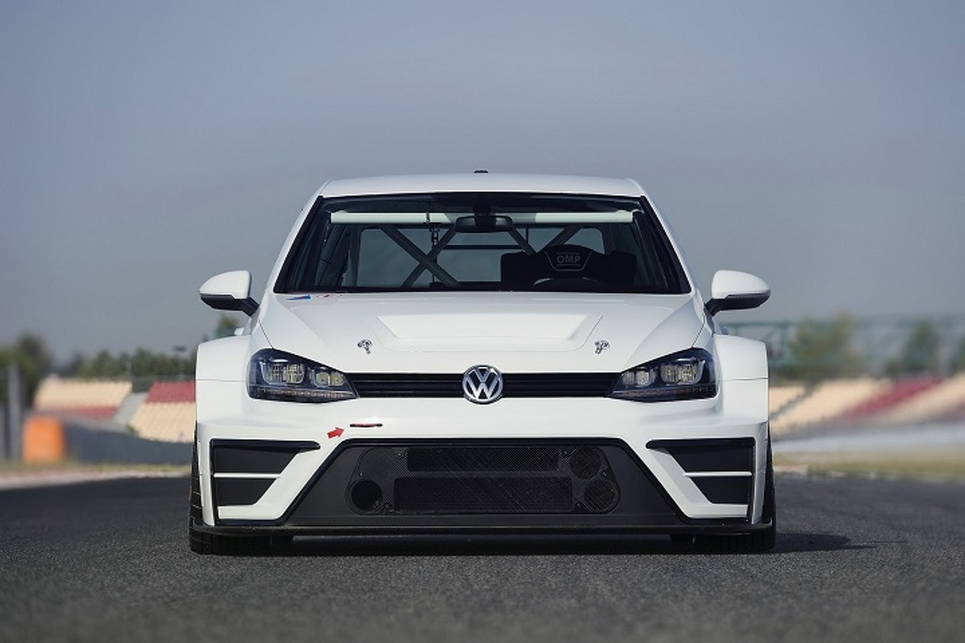 The Golf TCR is VW's Newest Track Weapon