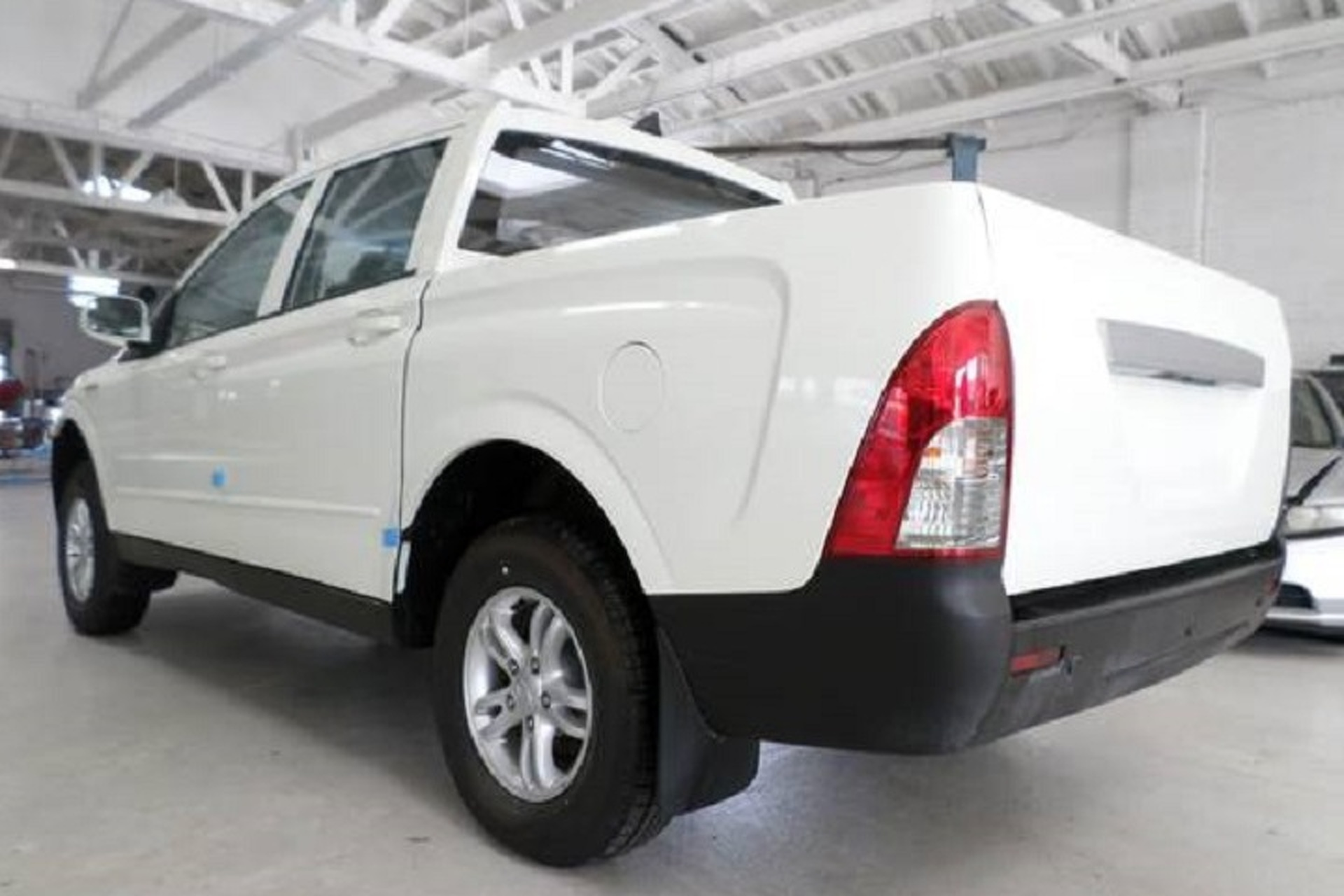 Korean SsangYong Actyon Sport Truck for Sale on Craigslist
