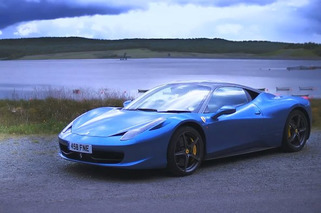 XCAR Gets Intimate with the Ferrari 458 [video]
