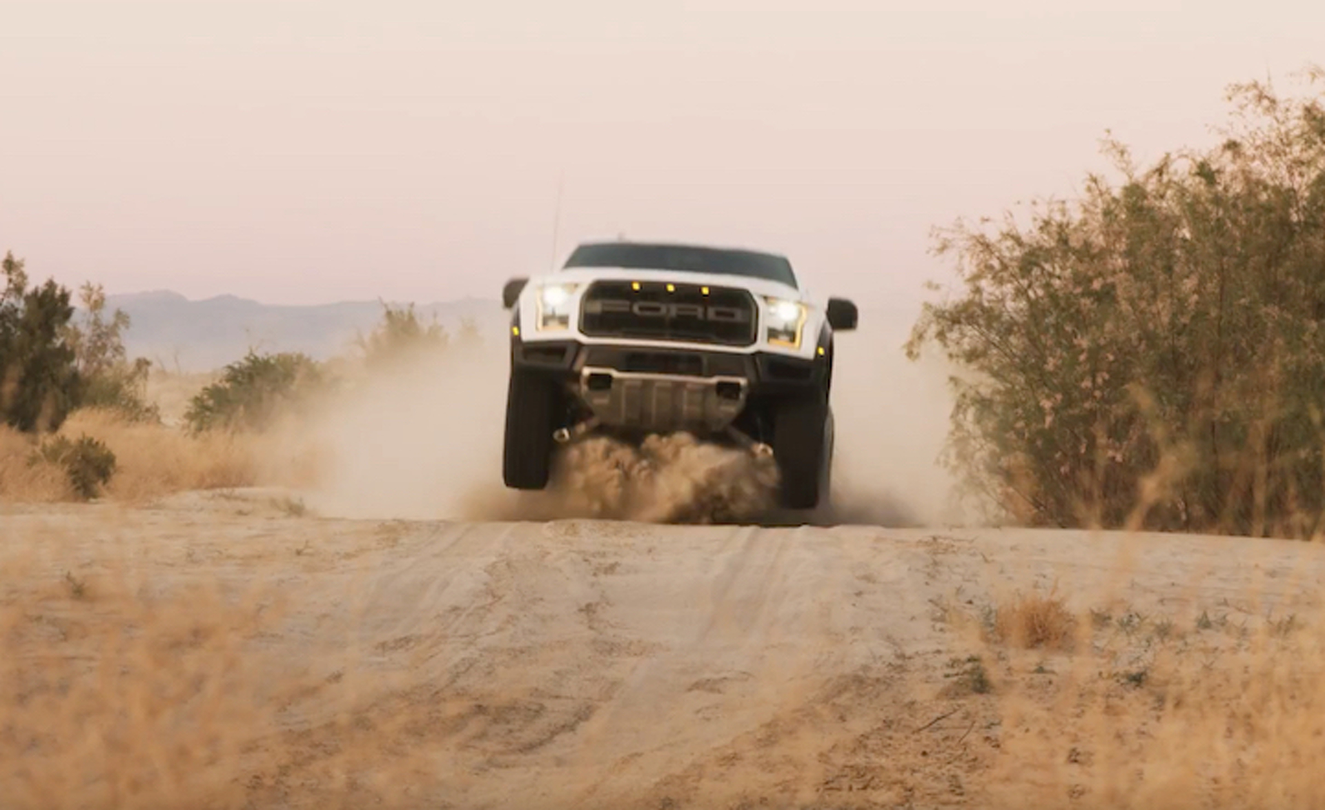 The 2017 Ford F-150 Raptor is Lighter, Faster, and Angrier
