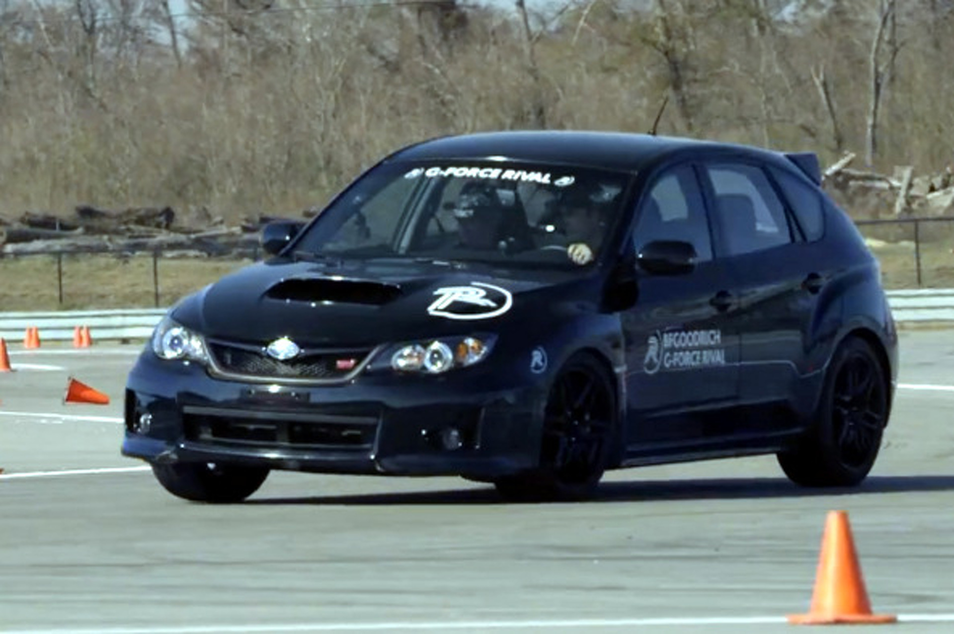 Video: BF Goodrich Tires, as Tested by SCCA Drivers