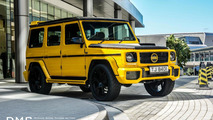 DMC G88 unveiled in Hong Kong, based on the Mercedes G-Class