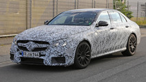 Next generation Mercedes-AMG E63 spied up close and personal