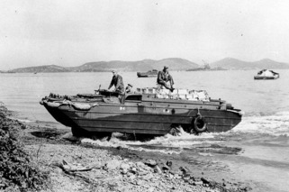 Amphibious Military Vehicles: WWI to Present