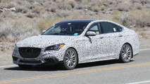 Genesis G80 Performance Version Spy Photos