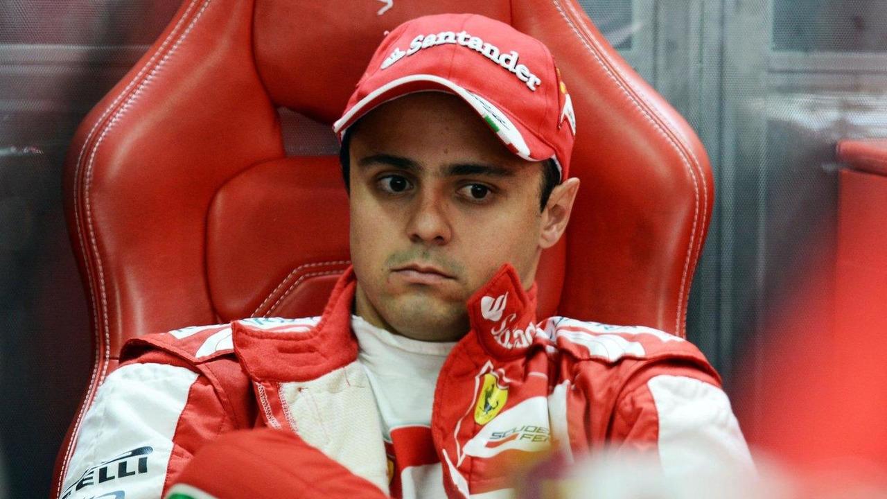 Felipe Massa 04.10.2013 Korean Grand Prix