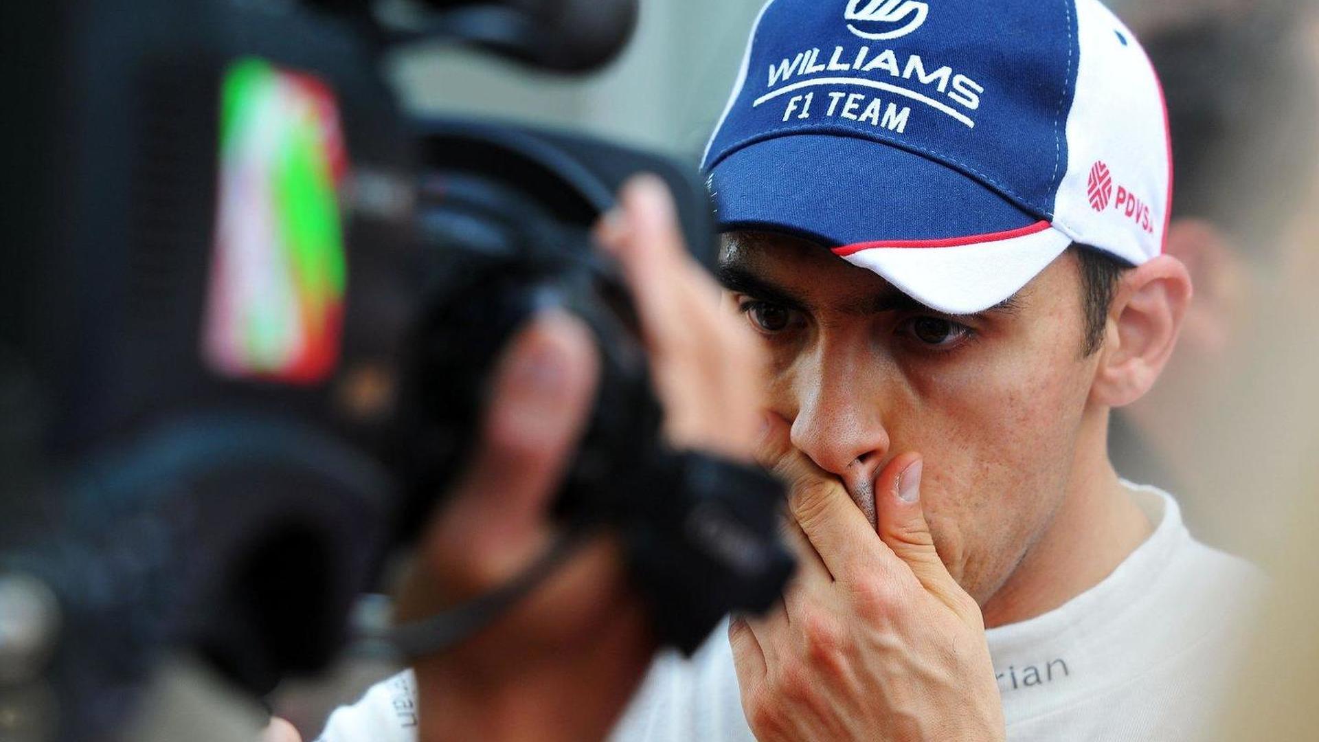Maldonado makes approach to Lotus - report