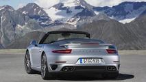 2014 Porsche 911 Turbo and Turbo S Cabriolet break cover