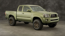 Toyota Tacoma V8 Incross Concept at SEMA 2008