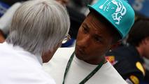 Security issue no threat to Brazil GP future - Ecclestone