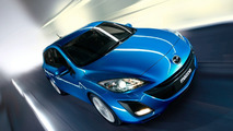 All New Mazda3 Hatchback Driving Footage