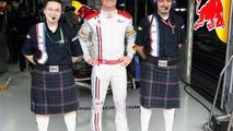 BBC confirms David Coulthard as F1 2009 pundit