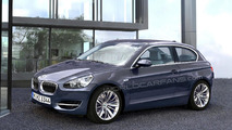 BMW working on a 2-Series - 1-Series to go FWD