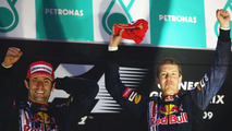 Webber not pushing to be Red Bull's no.1