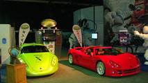 Li-Ion all-electric Inizio supercar and Wave II announced for production