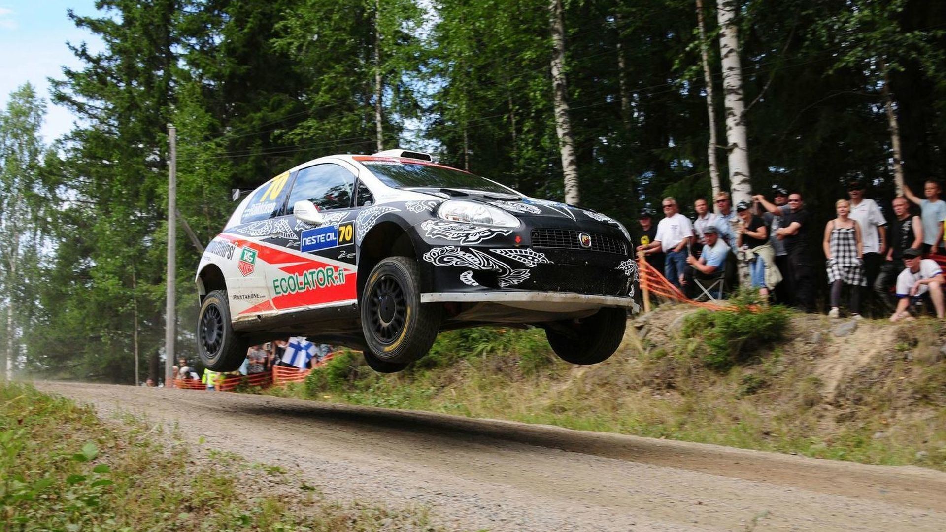 Top rally drivers praise Raikkonen WRC debut