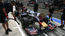 Alguersuari test request was turned down - Red Bull